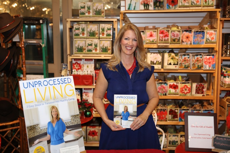 book signing at Merrifiled