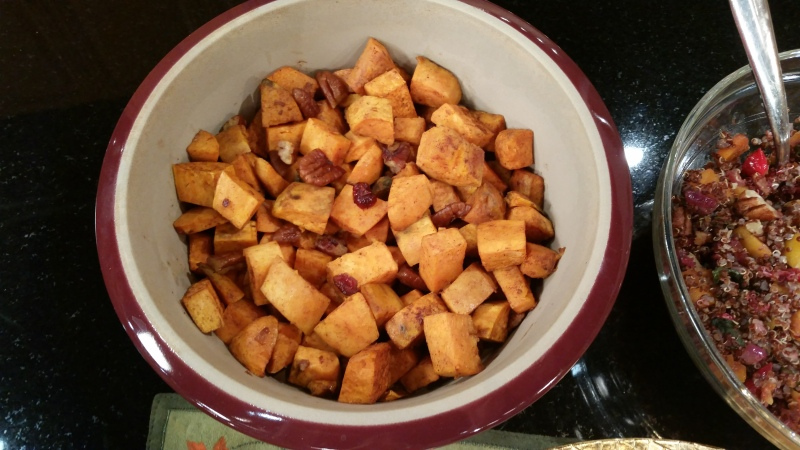 sweet potato thanksgiving