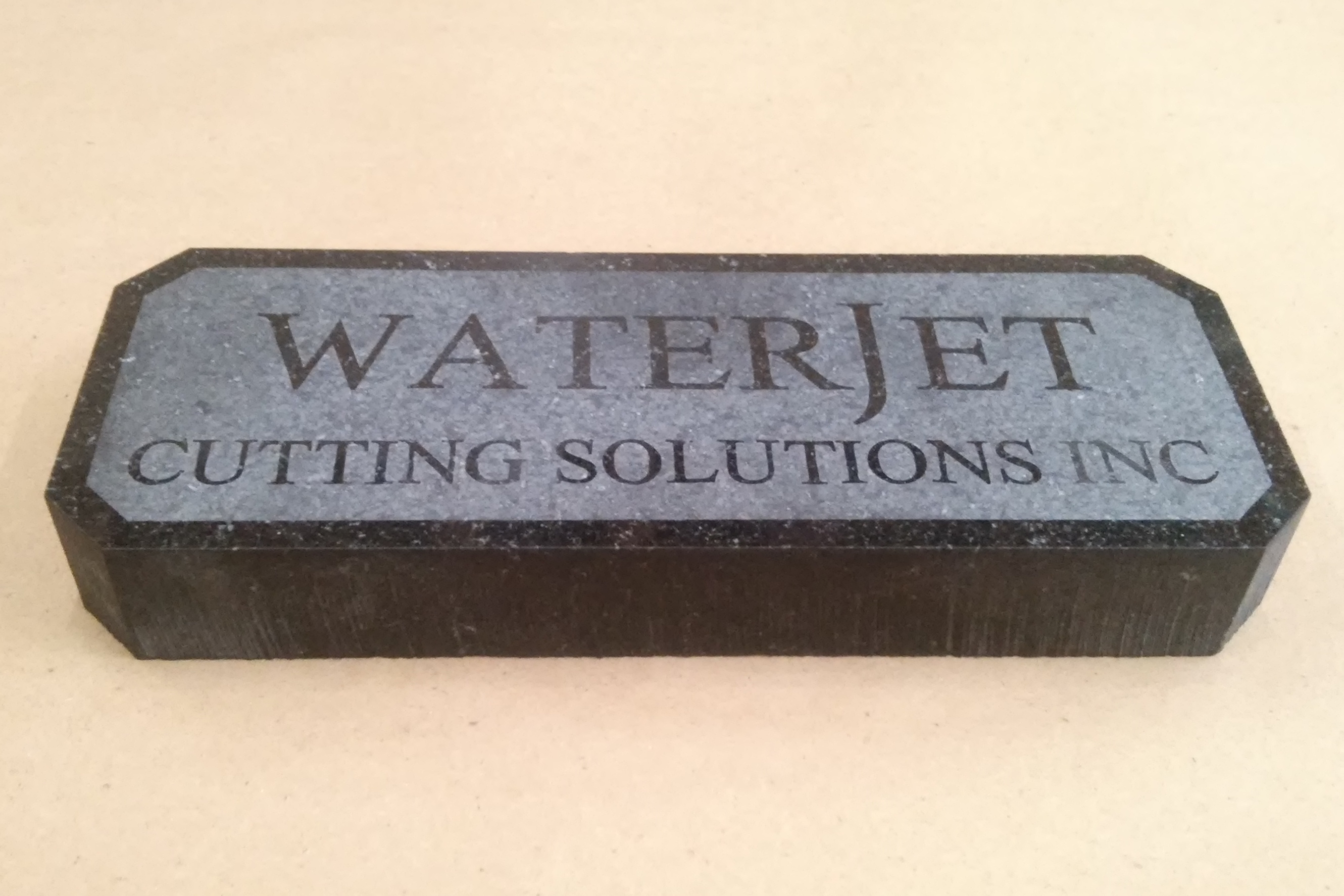 Waterjet Cutting Solutions | Metal & Glass Cutting | MN