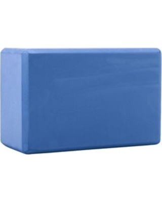 blue/purple foam block
