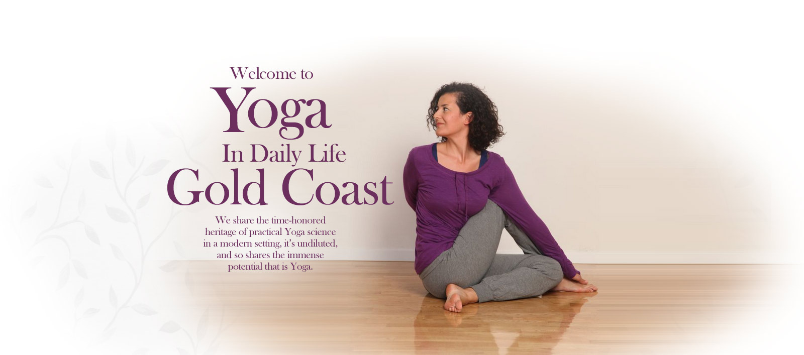 Gold Coast Yoga In Daily Life