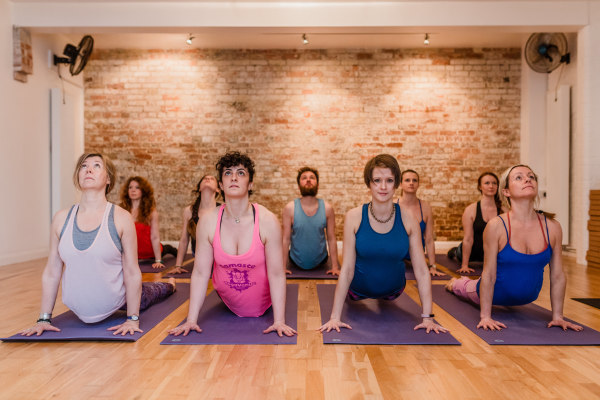 Vinyasa Yoga Is A Physically And Mentally Stimulating Practice For All Levels Of Experience The Focus On Our Balance Breathing Connection To