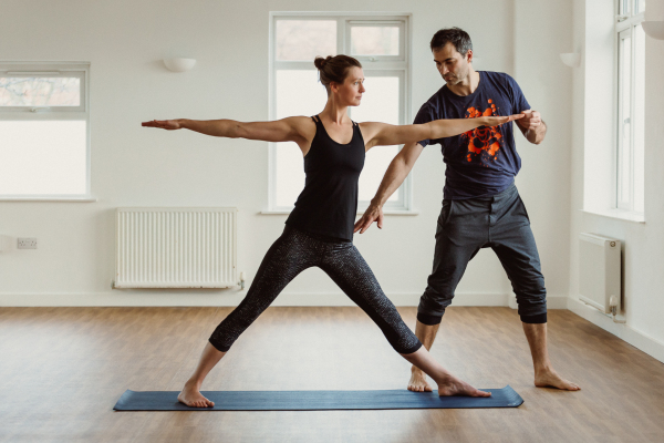 Vinyasa Training 1 - YogaVenue