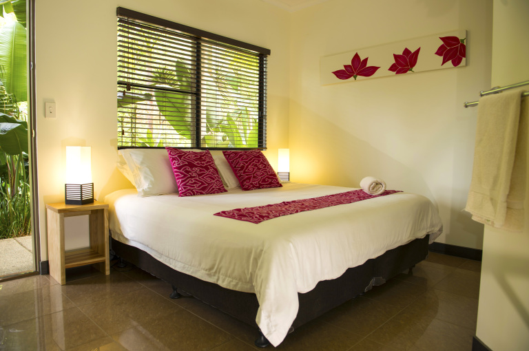 Ashtanga Yoga Eco Retreat Accommodation